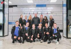 Курские школьники прошли испытания в экстремальном реалити-шоу «Защитники»