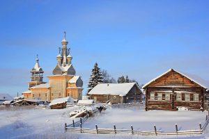 Екатерина Ребежа:   «Север зимой похож на пряник»