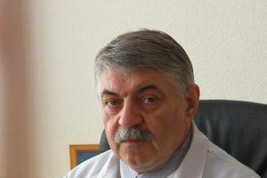 Скончался  главврач больницы имени Семашко