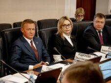 В Совете Федерации подняли вопрос реконструкции очистных сооружений в Курской области