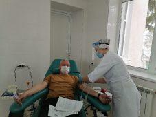 Курские главврачи приняли участие в марафоне «Космос у нас в крови»