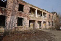 В Щиграх Курской области снесут аварийное здание