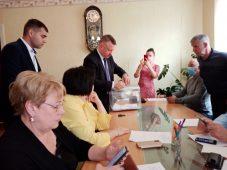 Главой Льгова Курской области стал Алексей Клемешов