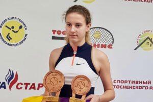 Золото всероссийского турнира