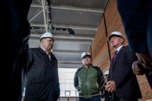 Осенью в Горшеченском районе заработает новый ФОК