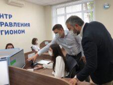 Советник губернатора Иван Солодовников оценил работу курского ЦУРа