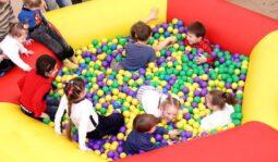 В Курской области с 21 мая возобновляют работу детские сухие бассейны