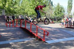 В новом курском скейт-парке летом пройдут соревнования