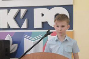 Юные поэты изучают творчество Юрия Асмолова