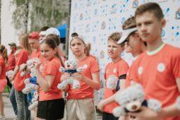 В Курске открыли теннисную академию с 8 кортами