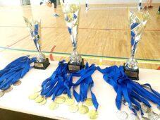 В Курске завершились состязания двух волейбольных клубов