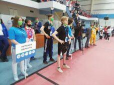 Куряне принимают участие во Всероссийской летней спартакиаде детей-инвалидов