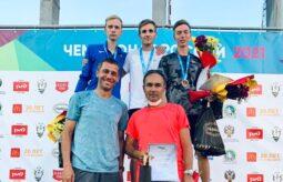 Курский спортсмен стал чемпионом России в беге
