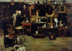 Курская галерея Дейнеки приглашает на выставку «В лавке антиквара»