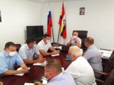 В Курской области обсудили изменения в сфере АПК