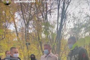 """Курский губернатор признался, что ему неловко за высказывание о льговских """"викингах"""""""
