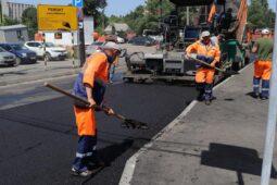В Курске на улице Межевой после ремонта появится 26 дорожных знаков
