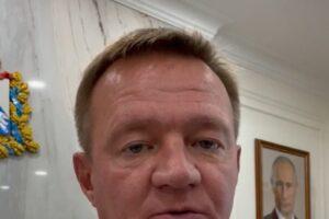 Курский губернатор призывает сделать прививку от COVID-19