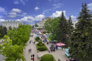 Новый генплан Курска: подробности