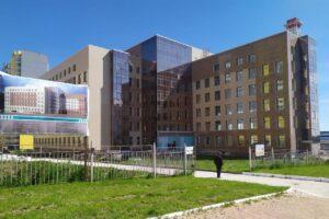Поликлинику на проспекте Дериглазова откроют в 2022 году