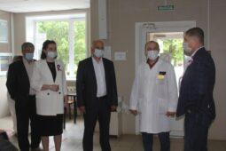 В райбольнице Курской области открылся центр амбулаторной онкологической помощи