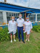 В Курской области появятся новые ФАПы
