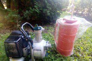 В Курскую область поступило 116 единиц лесопожарного оборудования