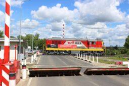 В Курской области отремонтируют 35 железнодорожных переездов