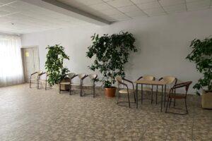 В Курской области отремонтировали этажи Железногорского дома-интерната