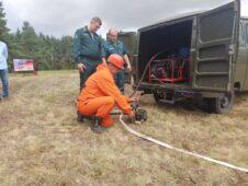 В Курской области не было лесных пожаров