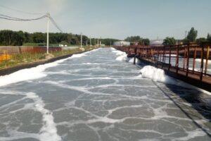 Росприроднадзор не согласовал «Курскводоканалу» допустимые нормы сброса отходов в реку Сейм