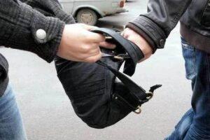 Задержан уличный грабитель