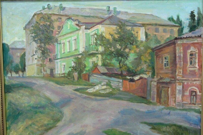 В Курске пройдет выставка художника Валерия Мазурова