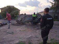 В Льгове Курской области произошло сильное ДТП