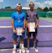 Курянин стал чемпионом России в теннисе
