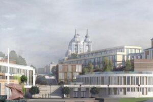 В Первомайском парке Курска появится городской сад