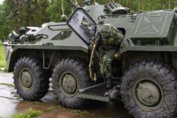 В Курской области пройдут учения войск РХБЗ