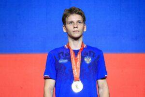 Богдан Прийма победил на первенстве Европы