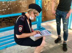 Курские полицейские составили еще 2 протокола за отсутствие масок