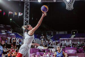 Курские баскетболистки поборются за звание олимпийских чемпионок