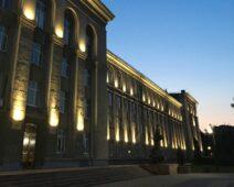 В Курске для СХА разработали проект архитектурной подсветки
