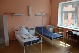 В Курской областной клинической больнице зарезервировали койки для больных коронавирусом