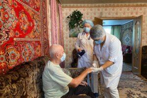 Вакцинация  с доставкой на дом