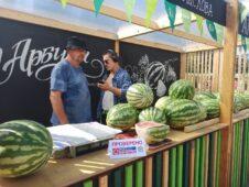 На фестивале «Свое» куряне представили экзотические продукты