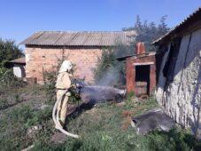 За сутки в Курской области произошло 14 пожаров