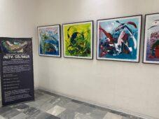 В Курской области откроется выставка картин участников благотворительного проекта «Дети Солнца»