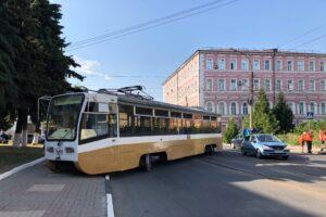 Трамвайная катастрофа