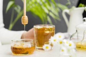 Наступает  время мёда