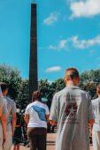 В Курске прошла встреча автопробега «Дороги Славы-наша история»