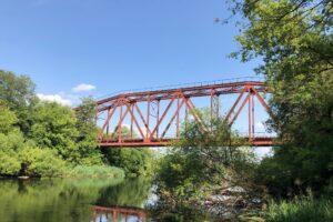 «Красный мост»: проход закрыт
